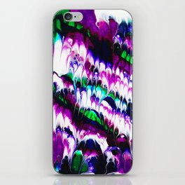 Colorful Ebb And Flow iPhone Skin