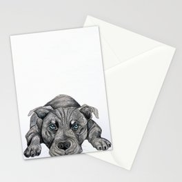 Deed, not breed... Stationery Cards