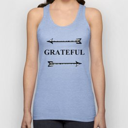Grateful Unisex Tank Top