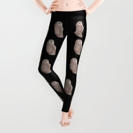 Barred Owl Leggings