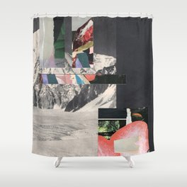 Destruction of evidence Shower Curtain