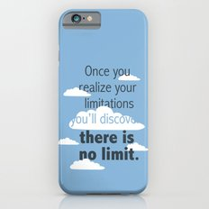 No Limit iPhone 6s Slim Case
