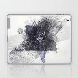 Expressions Deer Laptop & iPad Skin