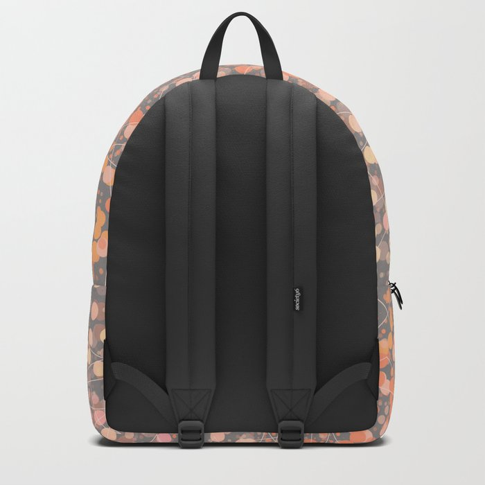 Vintage fiesta dots Backpack
