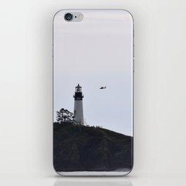 Yaquina Head/ Coast Guard iPhone Skin