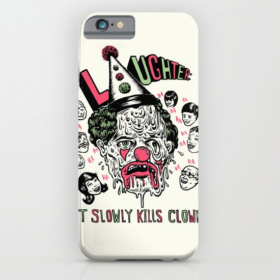 Laughter.. iPhone & iPod Case