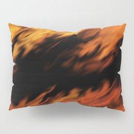 Infernal Agni #fire #burn Pillow Sham