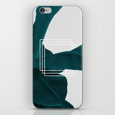 Thought of you iPhone & iPod Skin