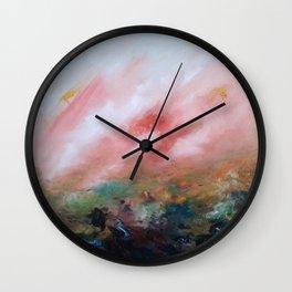 adwenture Wall Clock