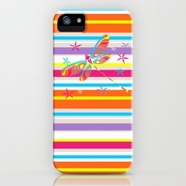 CN DRAGONFLY 1001 iPhone Case