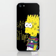 EAT SHORTS iPhone & iPod Skin