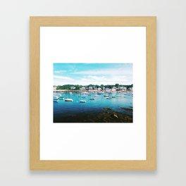 Rockport Framed Art Print