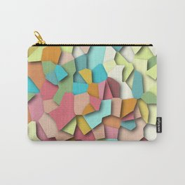 mosaic chaos Carry-All Pouch