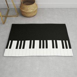 PIANO MUSIC! Rug