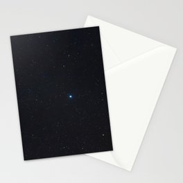 Aquila Constellation in Real Night Sky, Eagle Constellation Starry Sky Stationery Cards