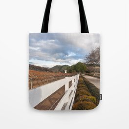 Carmel Valley Winery Tote Bag