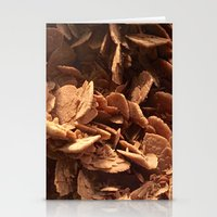 oklahoma Stationery Cards featuring Oklahoma Gypsum  by UMe Images