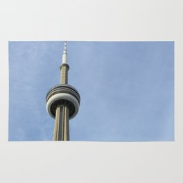 The CN Tower Rug