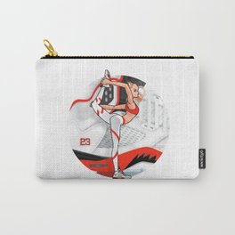 """Yoga girl Cool Noodle and """"Fire Red"""" Carry-All Pouch"""