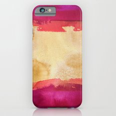 color abstract 4 Slim Case iPhone 6s