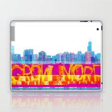Grow More   Project L0̷SS   Laptop & iPad Skin