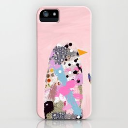 Maxine can't dance iPhone Case