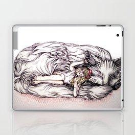 Can I Snuggle With You? Laptop & iPad Skin