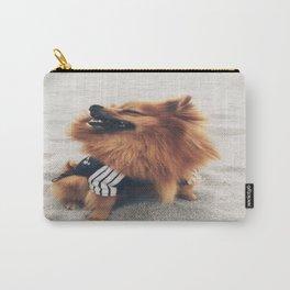 Beach Life Pomeranian Carry-All Pouch