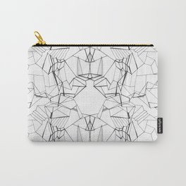 Fierce Angles Carry-All Pouch