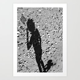 Shadows_A Art Print