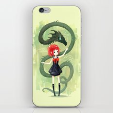 Serpent iPhone & iPod Skin