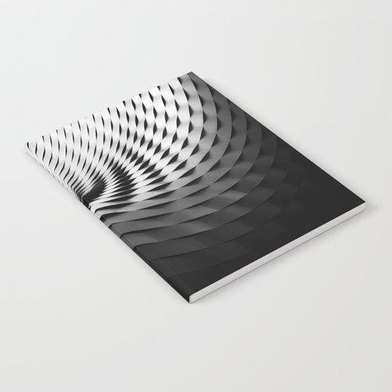 architecture black white Notebook