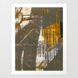 Dasks Art Print