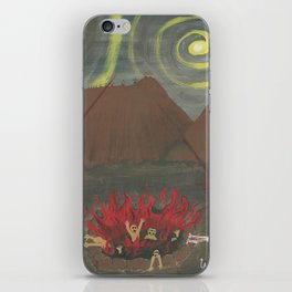 Hell iPhone Skin