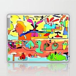 The glutton Laptop & iPad Skin