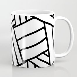 Raw Pattern Series: n.1 Coffee Mug