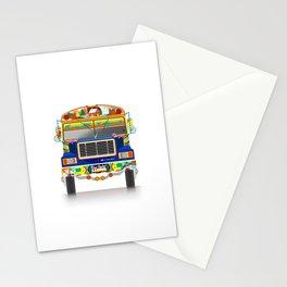 El Diablo Rojo Stationery Cards
