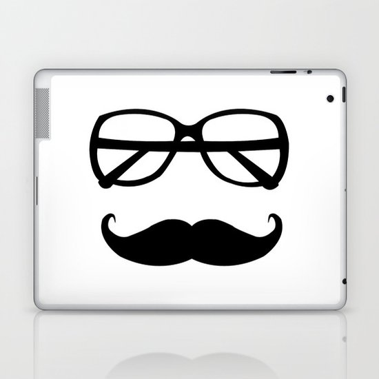 Sir Laptop & iPad Skin