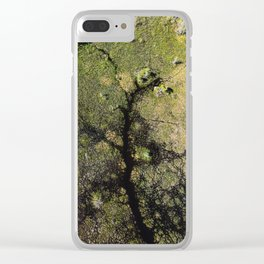 Wetland Arteries Clear iPhone Case