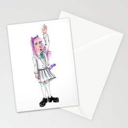 Joy Wave Stationery Cards