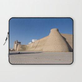 Entrance to Ark fortress - Bukhara, Uzbekistan Laptop Sleeve