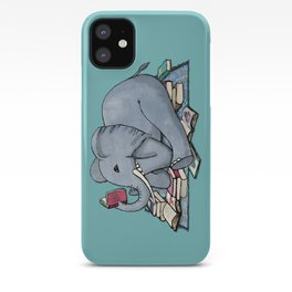 The Best Thing About Rainy Days iPhone Case