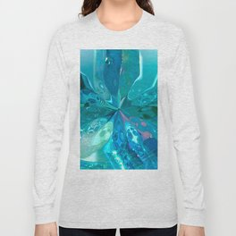 LIQUID SAPPHIRES-2 Long Sleeve T-shirt
