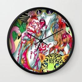 Siesta Wall Clock