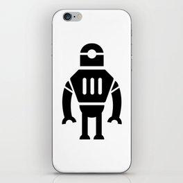 Giant Evil Robot iPhone Skin