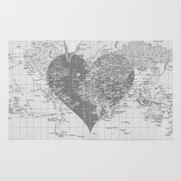Love Each Other Rug