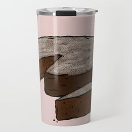 W is for Wacky Cake Travel Mug