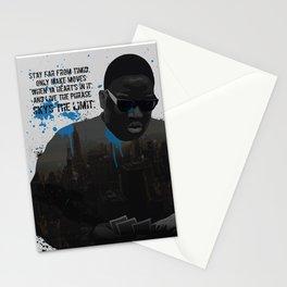 """Sky's the Limit"" Stationery Cards"