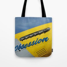 P51 Obsession Tote Bag
