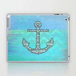 Tribal Anchor Laptop & iPad Skin